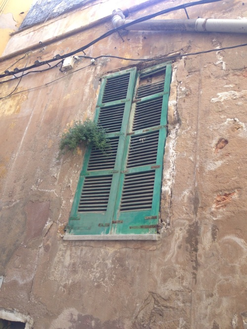 Charming old window